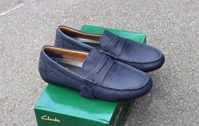 Giày Clarks Nam Hàng Hiệu Chính Hãng GM01