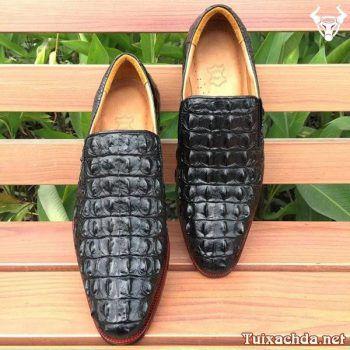 Giá giày da cá sấu nam hà nội GCS09
