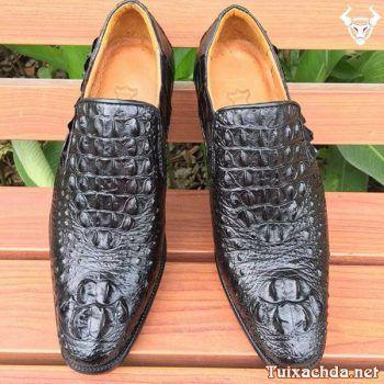 Giày da cá sấu cao cấp GCS07-D
