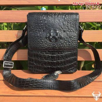 Túi Da Cá Sấu Đeo Chéo TI0104-B