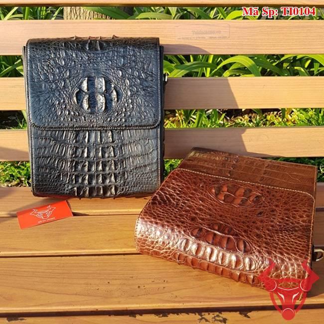 Túi Đeo Ngực Cá Sấu Đẹp TI0104