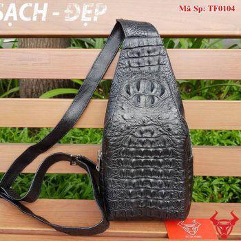Túi Đeo Ngực Cá Sấu Độc Lạ TF0104