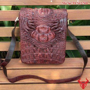 Túi Đeo Ngực Cá Sấu Màu Đẹp TCS12-ND