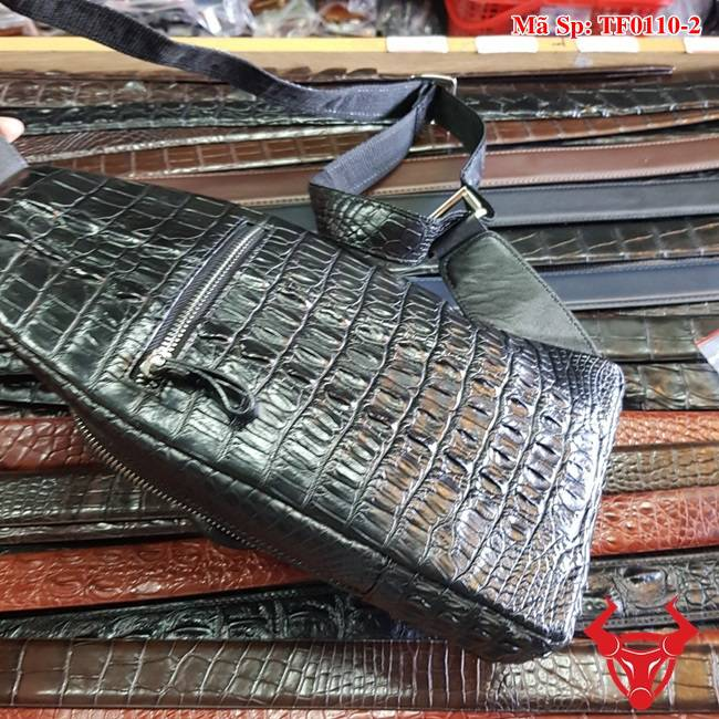 Túi Đeo Ngực Cá Sấu Tphcm TF0110-2
