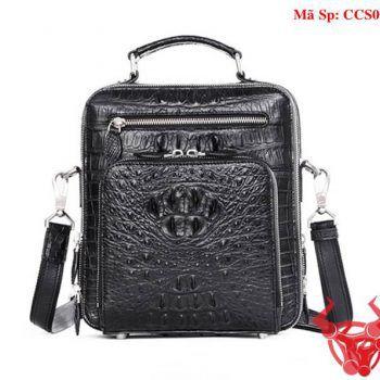 Túi Đeo Ngực Đầu Cá Sấu CCS01